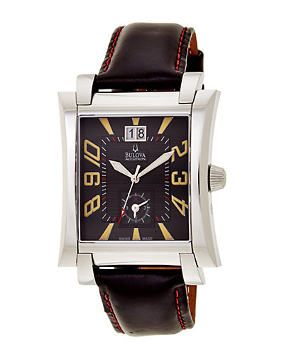 Bulova AccuSwiss Men's Accutron Watch