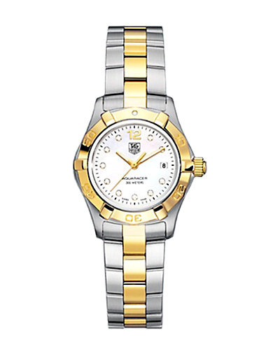 TAG Heuer Women's Aquaracer Diamond Watch