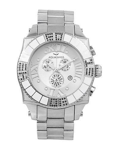 Aquaswiss Men's Swissport XD Diamond B Watch