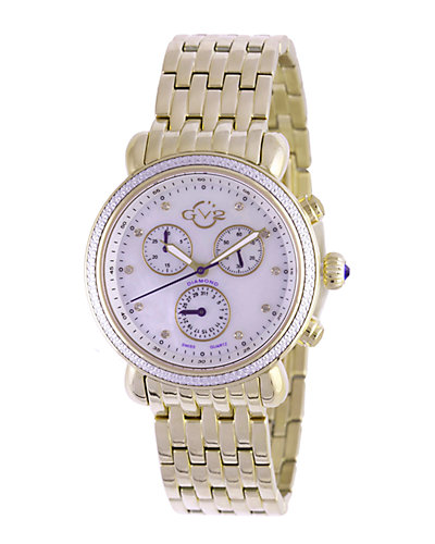 GV2 Women's Marsala Diamond Watch