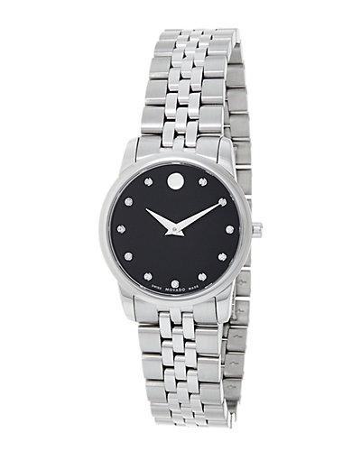 Movado Women's Museum Diamond Watch