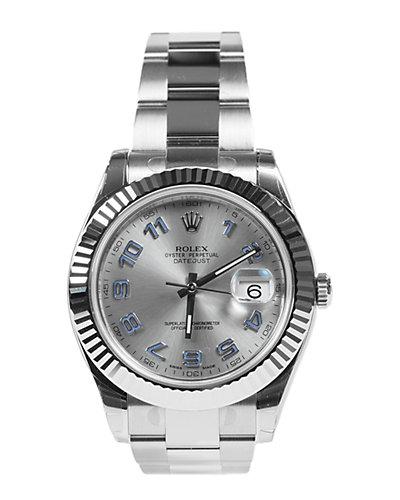 Rolex Men's Datejust II Watch