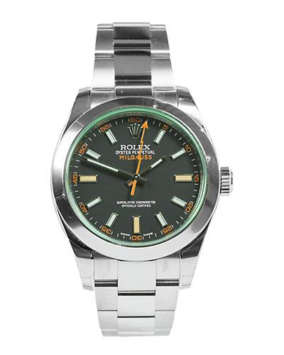 Rolex Men's Milgauss Watch