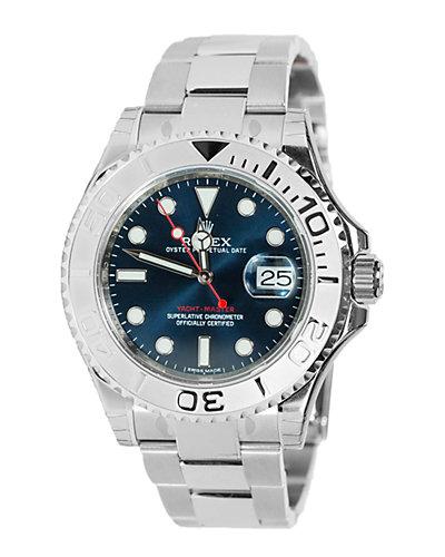 Rolex Men's Yacht Master Watch