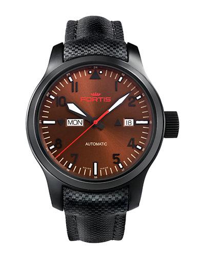 Fortis Men's Aeromaster Dusk Watch