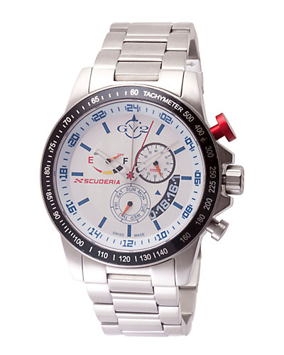 Gevril Men's Scuderia Watch