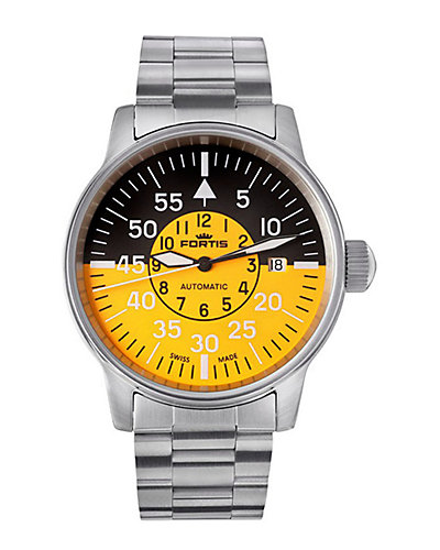 Fortis Men's Flieger Cockpit Watch