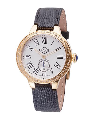 Gevril Women's GV2 9105 Astor Metal Watch