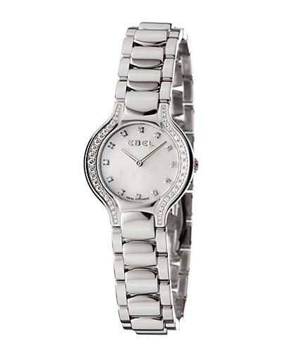Ebel Women's Beluga Mini Diamond Watch