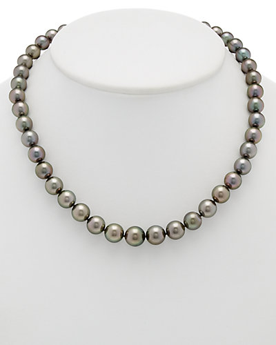 TARA Pearls 18K 8-11mm Tahitian Pearl Necklace