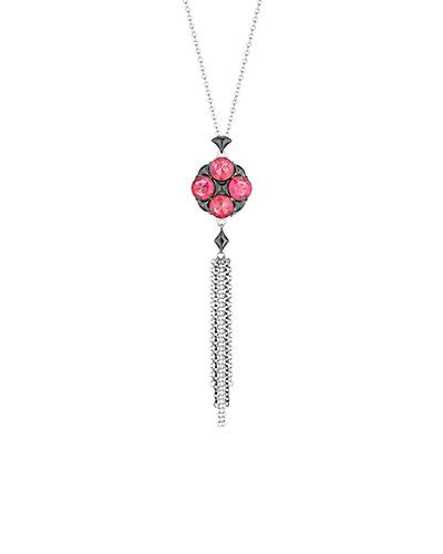 TACORI City Light 18K & Silver 13.44 ct. tw. Quartz Doublet Necklace