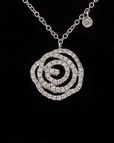 Meira T 14K 0.31 ct. tw. Diamond Necklace