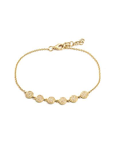 Jewels by Lori Kassin 14K 0.25 ct. tw. Diamond Bracelet