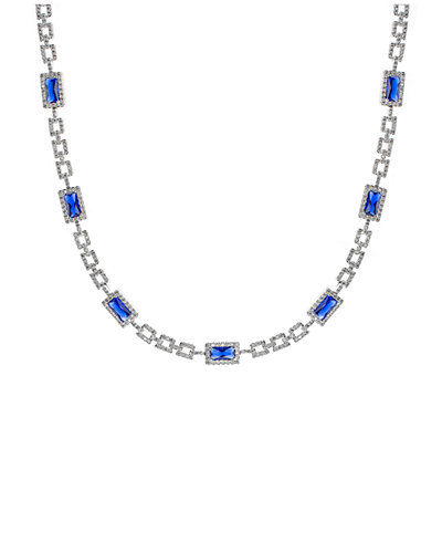 CZ by Kenneth Jay Lane Plated Necklace