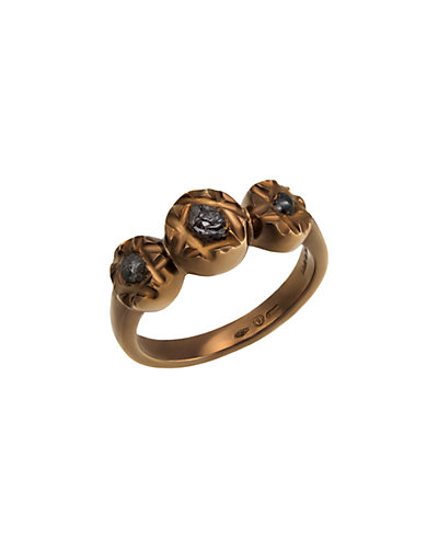 Damiani The Maji Sharon Stone Collection 18K Rose Gold 1.10 ct. tw. Diamond Ring