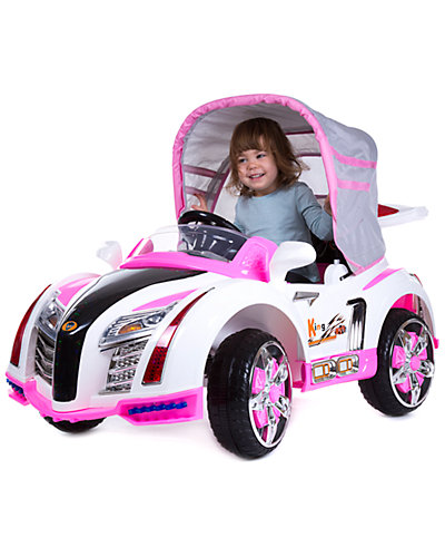 Lil' Rider Pre-assembled Battery Operated Car